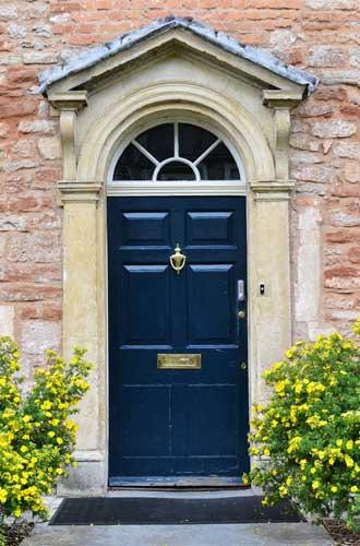 Front Security Door Kensington
