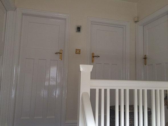 safe room doors london uk