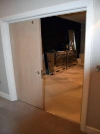 oak-door-safe-room