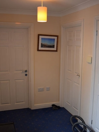 security-doors-white-wooden-panelled