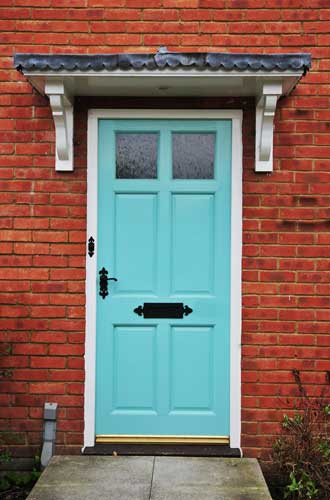 External security doors UK manufactured & police approved