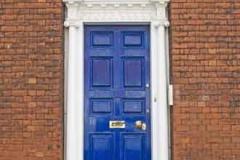 chelsea front security door