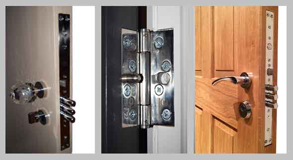 multi point door locks
