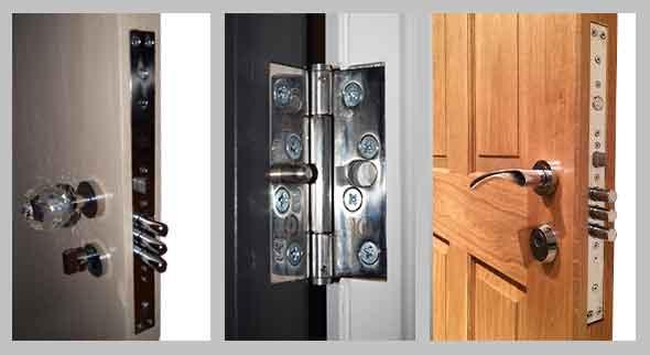 multi point door locks