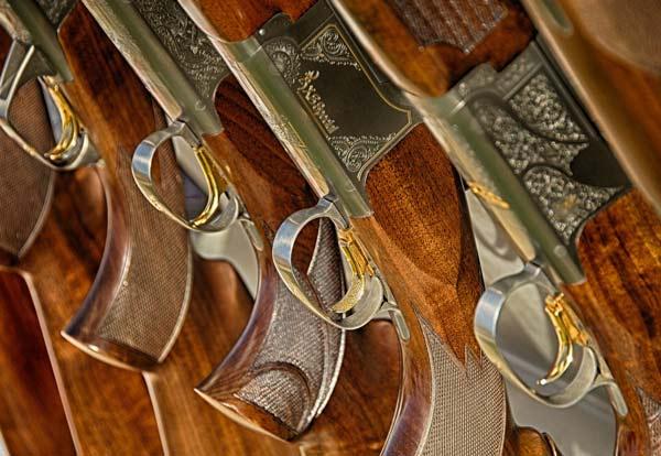 gun room ammunition storage