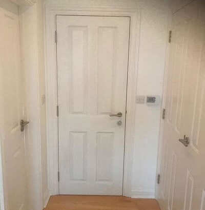 high security internal bedroom door