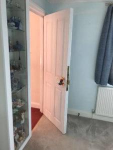 internal security bedroom door